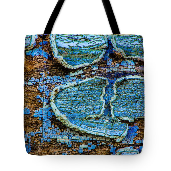 Painted Lovers Tote Bag