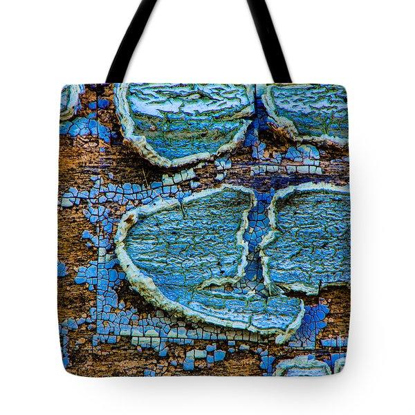 Painted Lovers Tote Bag