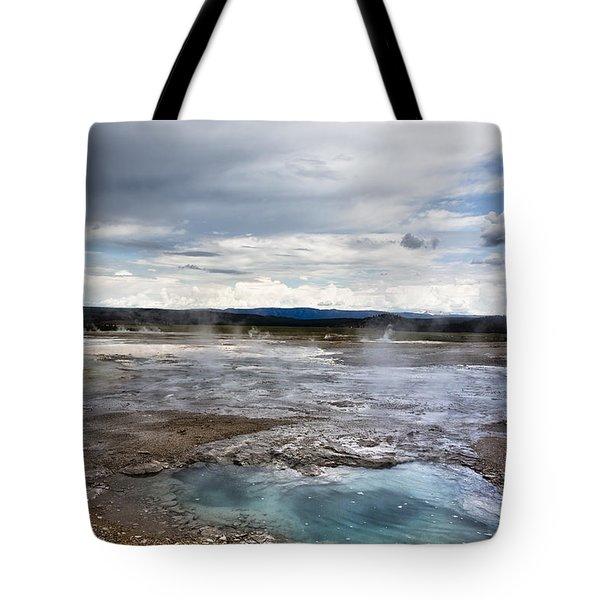 Paint Pots Tote Bag