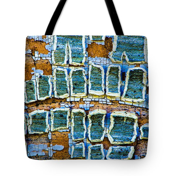 Painted Windows Number 2 Tote Bag