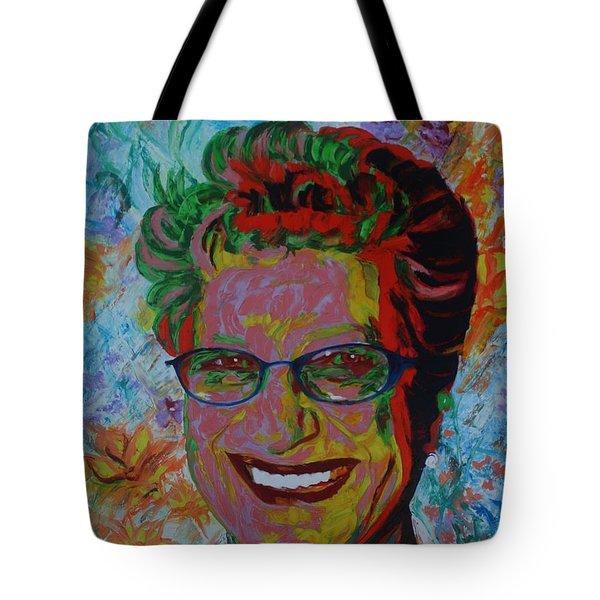 Painterartist Fin Tote Bag by PainterArtist FIN