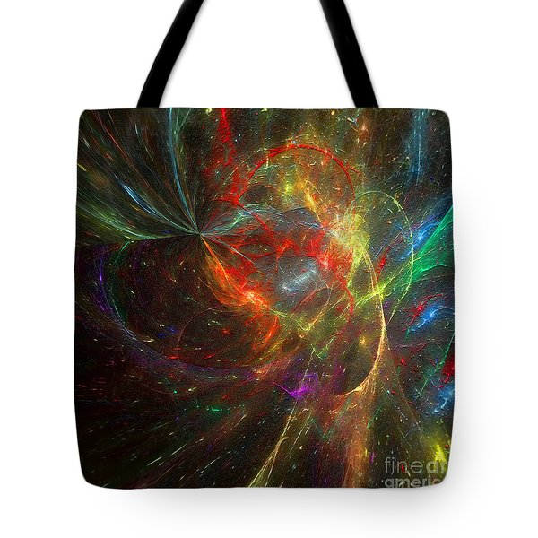 Painting The Heavens  Tote Bag