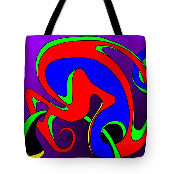 Pair 2014 Tote Bag by Helmut Rottler