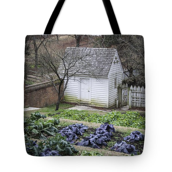 Palace Kitchen Winter Garden Tote Bag