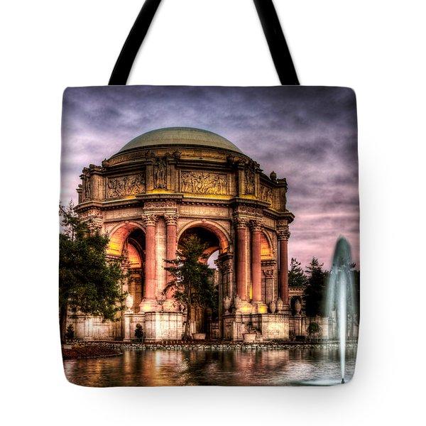 Palace Redone Tote Bag