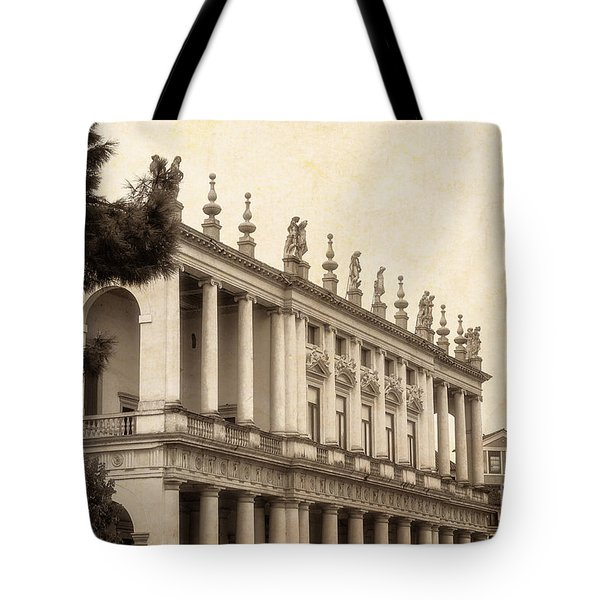 Palazzo Chiericati Tote Bag