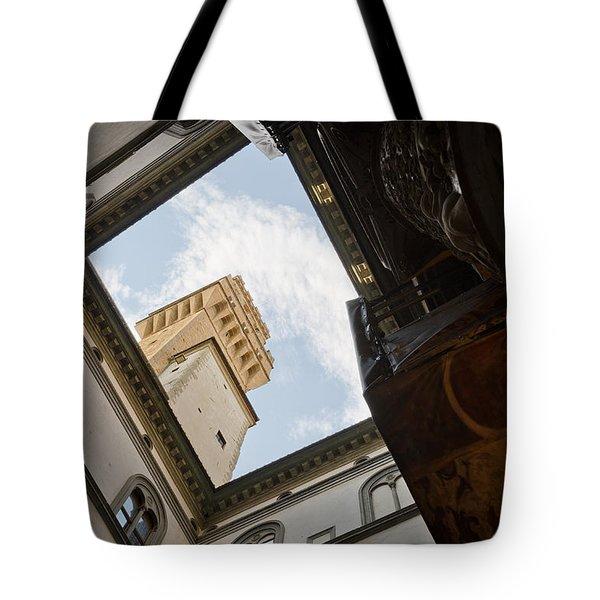 Palazzo Vecchio Tote Bag