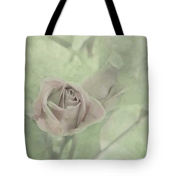 Tote Bag featuring the photograph Pale Rose by Katie Wing Vigil