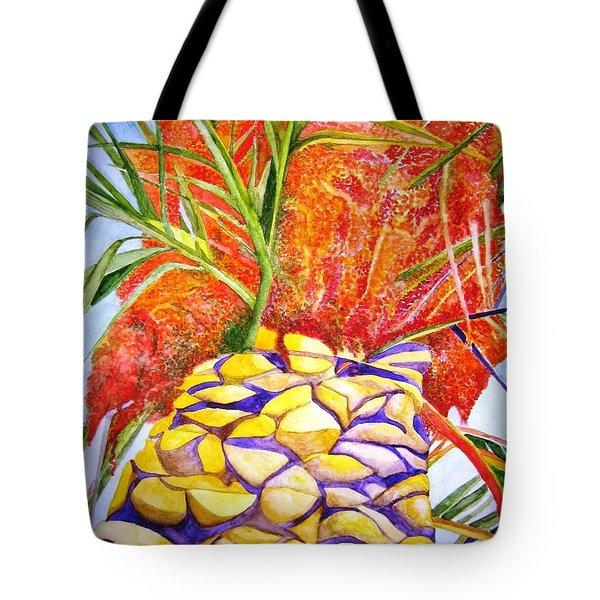 Palermo Palm Tote Bag