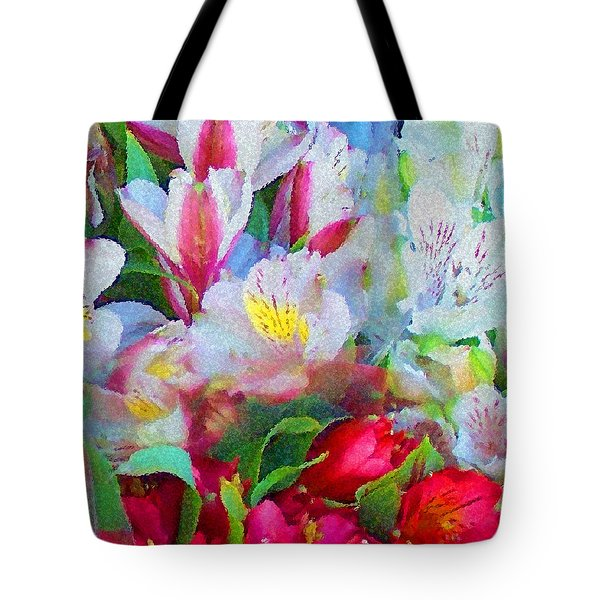Palette Of Nature Tote Bag