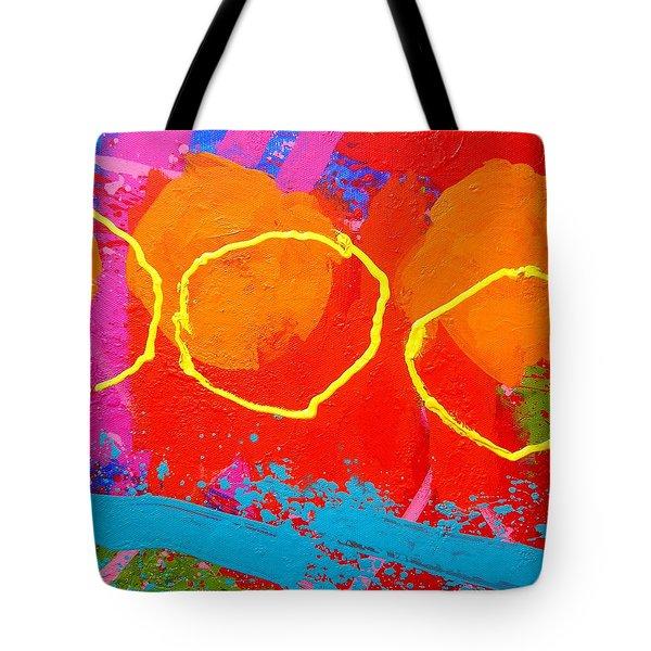 Palimpsest 004 Tote Bag by John  Nolan