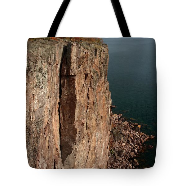Tote Bag featuring the photograph Palisade Depths by James Peterson