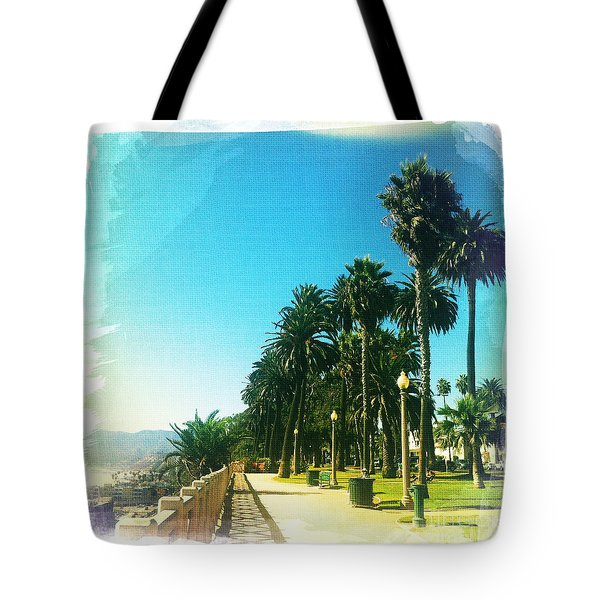 Palisades Park Tote Bag by Nina Prommer