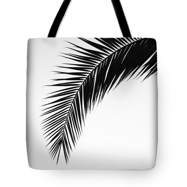 Palm Abstract Tote Bag