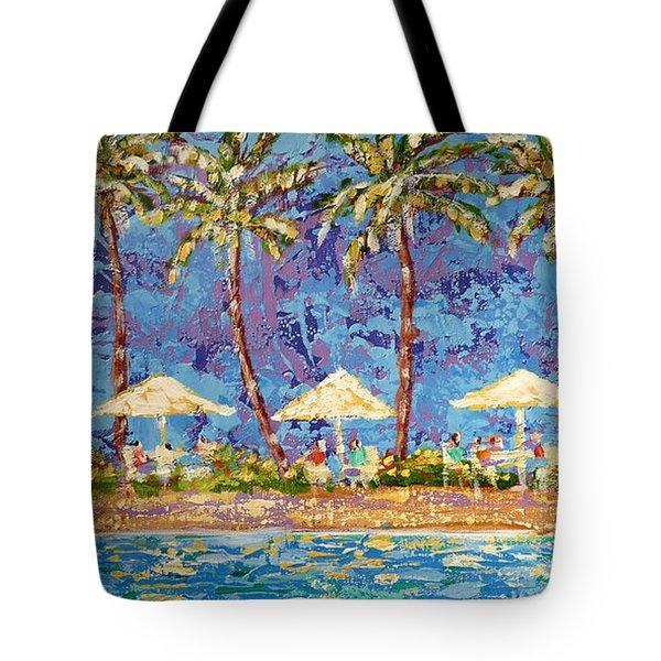 Palm Beach Life Tote Bag