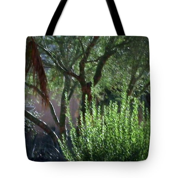 Tote Bag featuring the photograph Palm Desert Museum Of Art by Sherri  Of Palm Springs