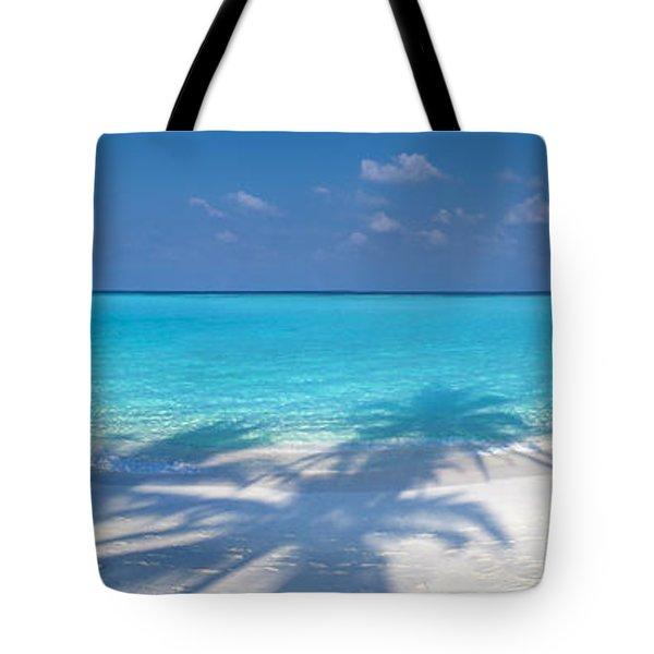 Palm Escape Tote Bag