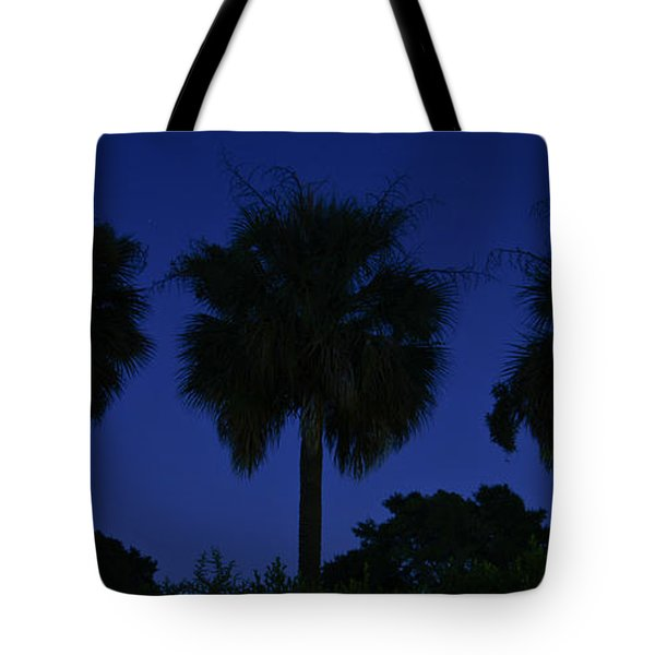 Palmetto Moon Tote Bag