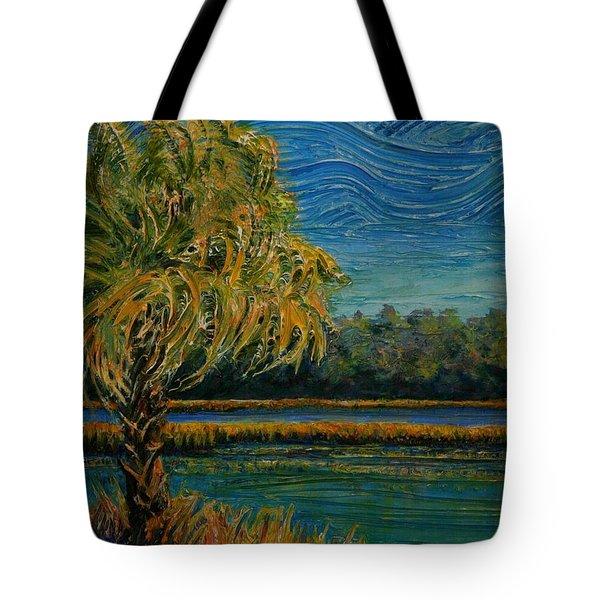 Palmetto State Tote Bag