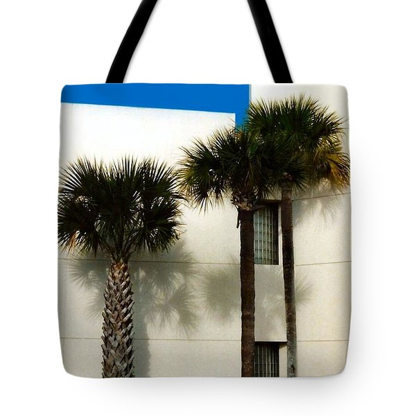 Palms Tote Bag by Bruce Lennon