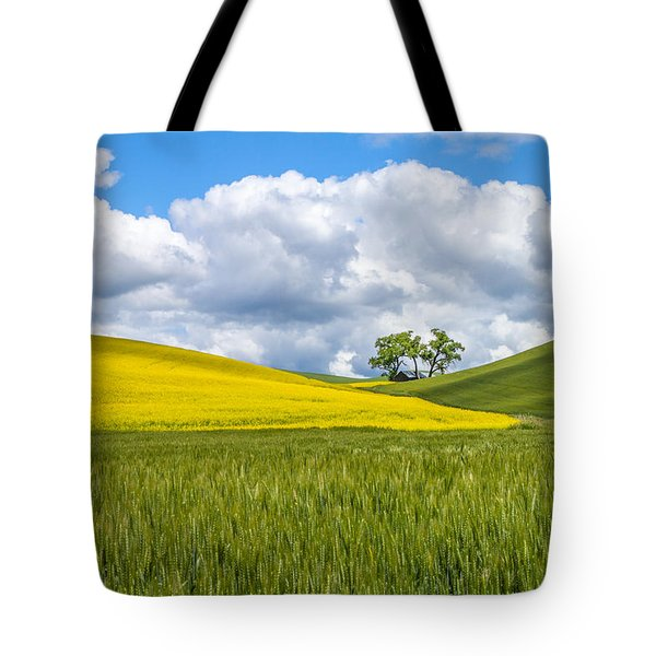 Palouse Highlights Tote Bag