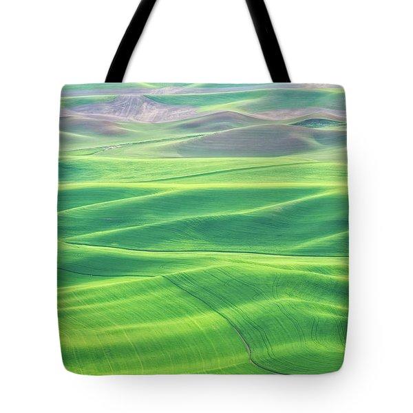 Palouse In Spring Tote Bag