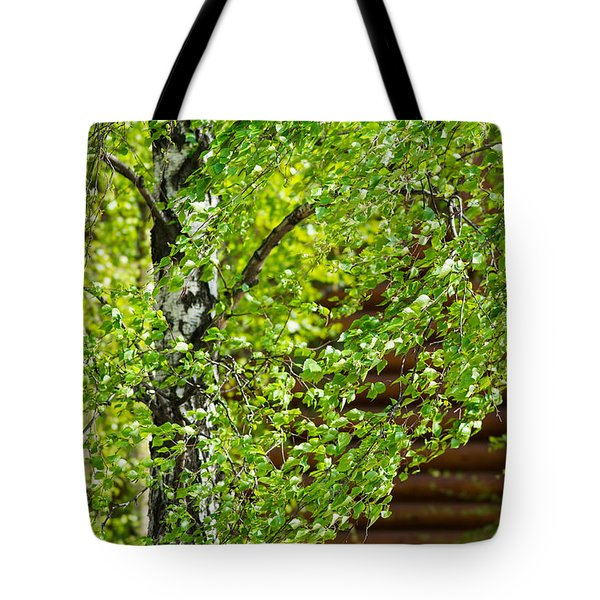 Palpitation - Featured 3 Tote Bag by Alexander Senin
