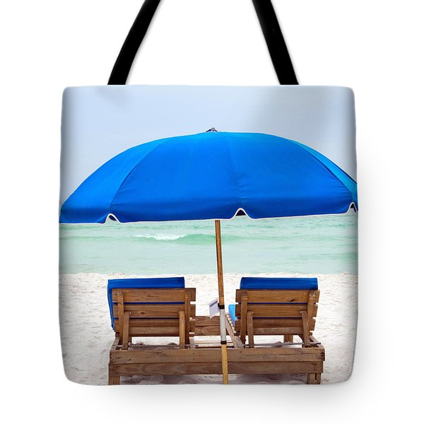 Panama City Beach Florida Tote Bag