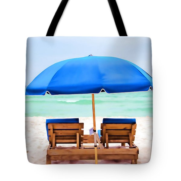 Tote Bag featuring the photograph Panama City Beach II by Vizual Studio