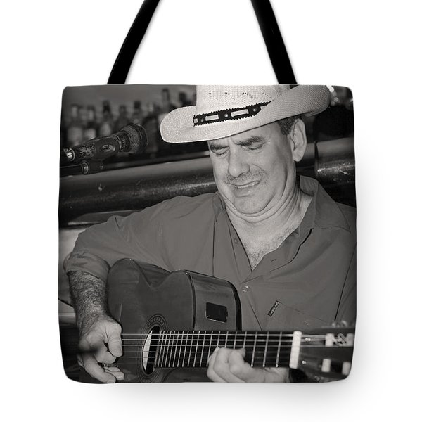Panama City Blues Tote Bag