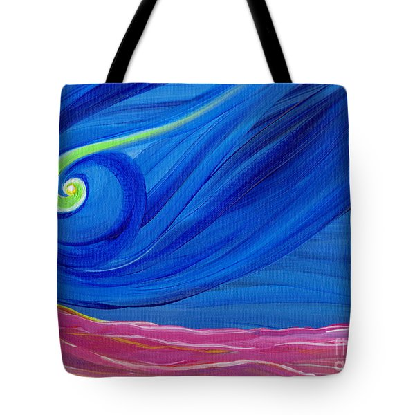Panspermia  Tote Bag by First Star Art