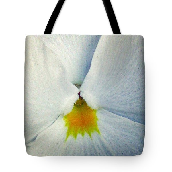 Pansy Flower 19 Tote Bag