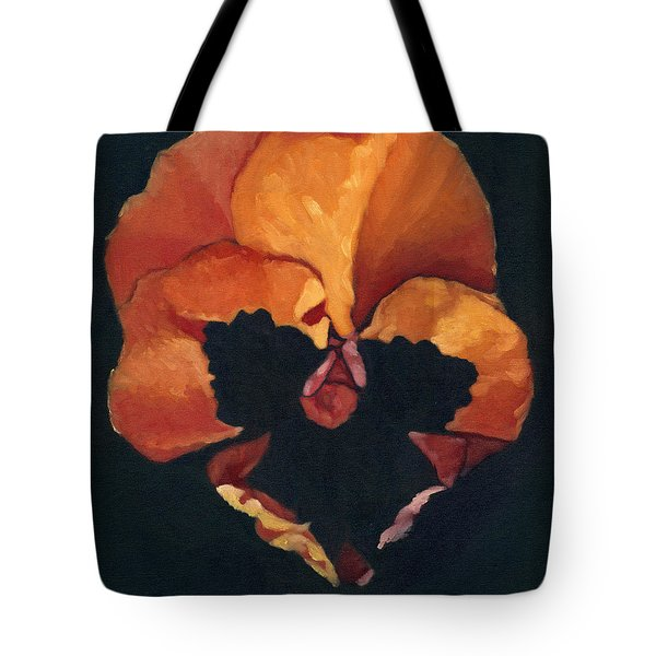 Pansy No.6 Tote Bag