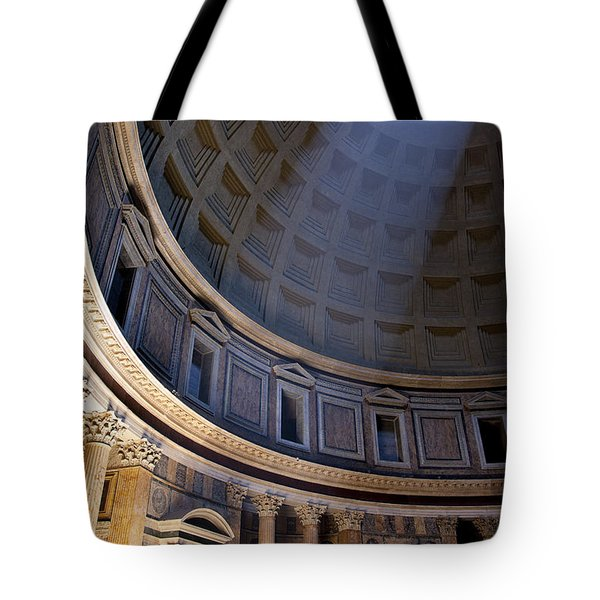 Pantheon Interior Tote Bag