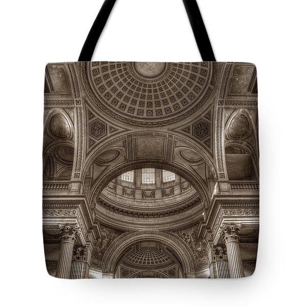 Pantheon Vault Tote Bag