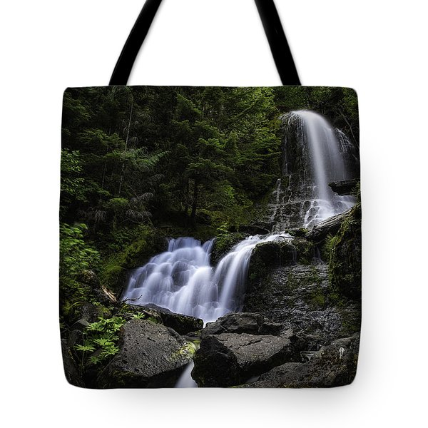 Panther Falls Tote Bag