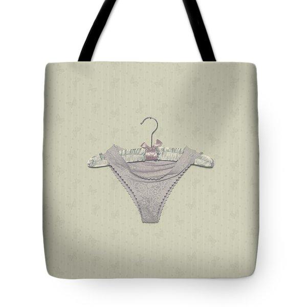 Panties Tote Bag by Joana Kruse
