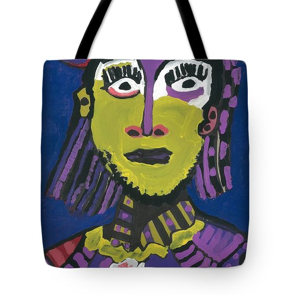 Papal Guard Tote Bag