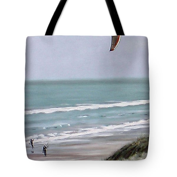 Papamoa Beach 090208 Tote Bag