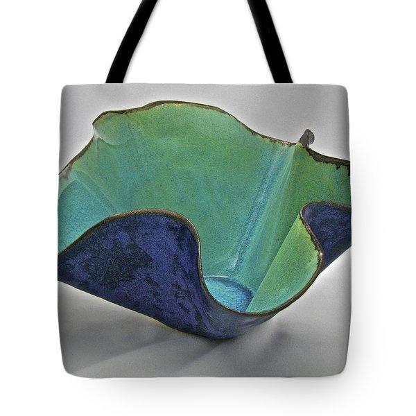 Paper-thin Bowl  09-006 Tote Bag
