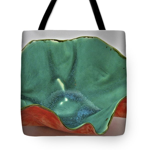Paper-thin Bowl  09-007 Tote Bag by Mario Perron
