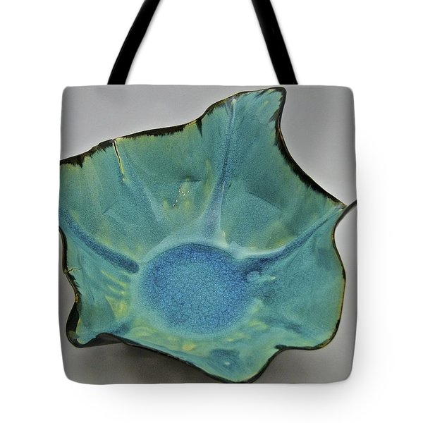 Paper-thin Bowl  09-008 Tote Bag by Mario Perron