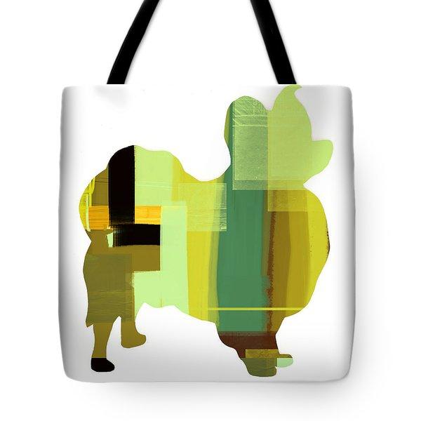 Papillion Tote Bag by Naxart Studio
