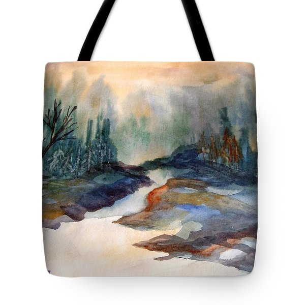 Pappa's Place Tote Bag