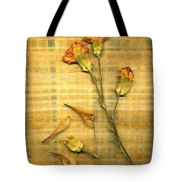Papyrus2 Tote Bag