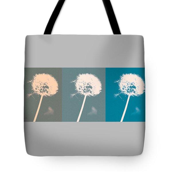 Parachute Balls Tote Bag by Bob Orsillo
