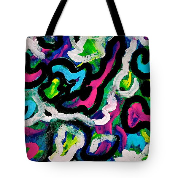 Parade Float Tote Bag