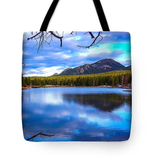 Tote Bag featuring the photograph Paradise 2 by Shannon Harrington