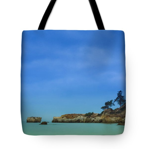 Paradise Beach Tote Bag by Marco Oliveira