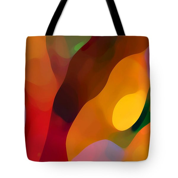Paradise Found 3 Tote Bag by Amy Vangsgard